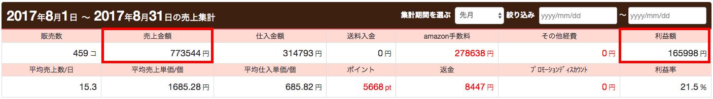 ダマさん月収15万円達成・証拠画像
